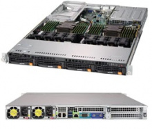 Supermicro SYS-6019U-TN4RT (Complete Only)