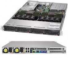 Supermicro SYS-6019U-TR4 (Complete Only)