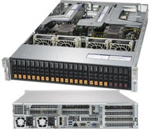 Supermicro SYS-2029UZ-TN20R25M (Complete Only) - 2U