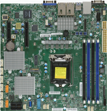 MB Supermicro MBD-X11SSH-CTF-O
