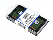DDR3-1600MHz SO-DIMM 4Gb Kingston KVR16LSE11/4 ECC 1.35V