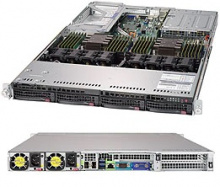 Supermicro SYS-6019U-TRTP (Complete Only)